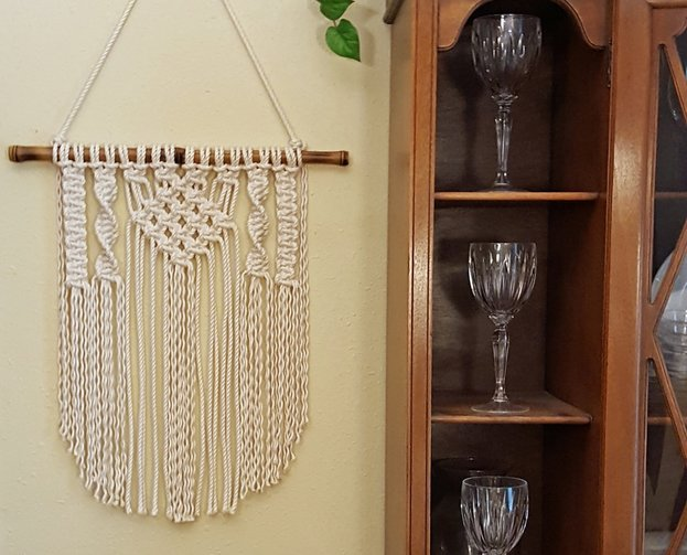 Macrame Wall Hanging Home Decor